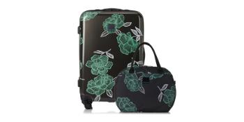 tripp luggage, large suitcase, medium suitcase, cabin luggage, hard shell luggage, travel luggage