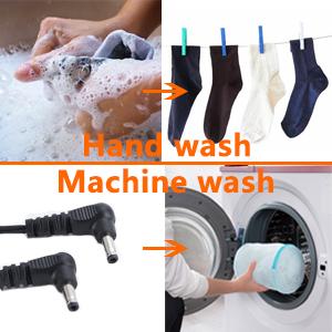 Wash methods