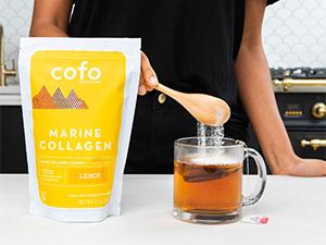 Marine Collegen Lemon, Lemon Tea, Lemon Detox