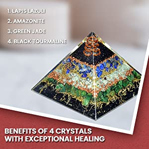 Multi-Faceted Healing with a Great Combination of Crystals