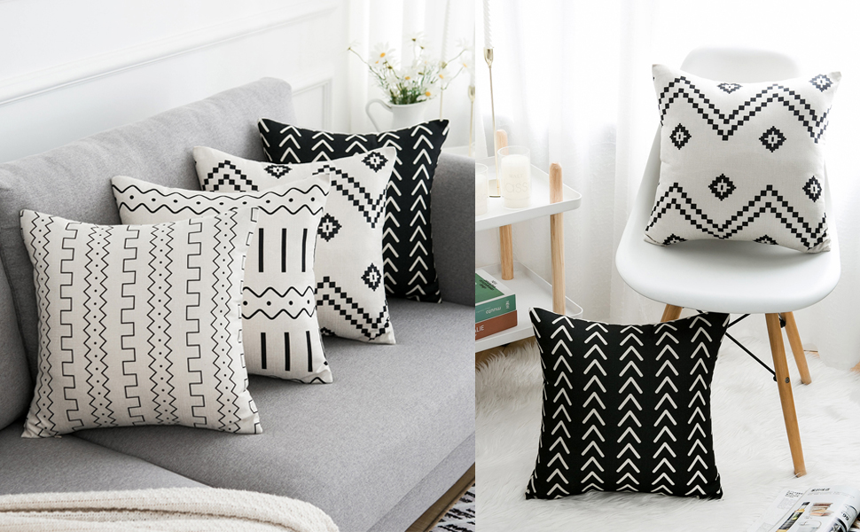 WLNUI Pillow Covers