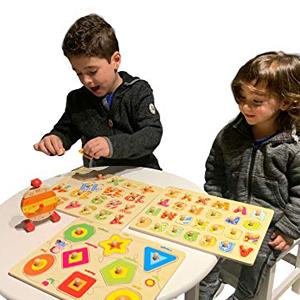 puzzle set toddler puzzles with pegs preschool puzzle puzzles autistic children toddler educational