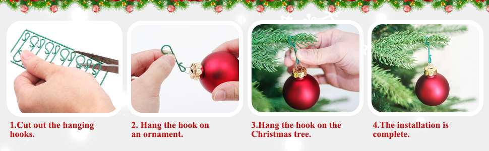 Easy to Hang Ornaments