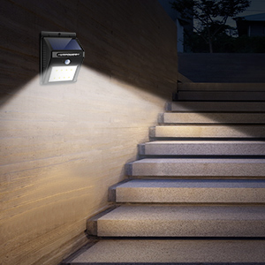 solar steps lights outdoor