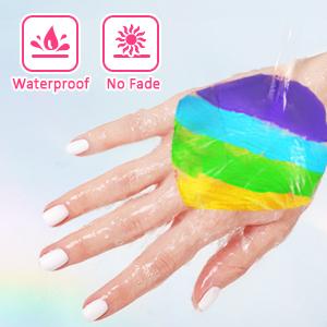 Waterproof and No Fade