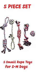 small dog toys for small dogs toy dogs medium size toys medium breeds rope ball tug toys fetch chew
