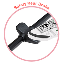 Safety Rear Brake