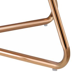 goldern metal legs