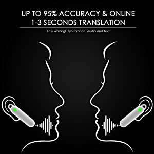 wt2 plus translator earbuds AI