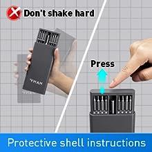 wera screwdriver set laptop screwdriver kit phone screen repair kit iphone repair tool kit torx set