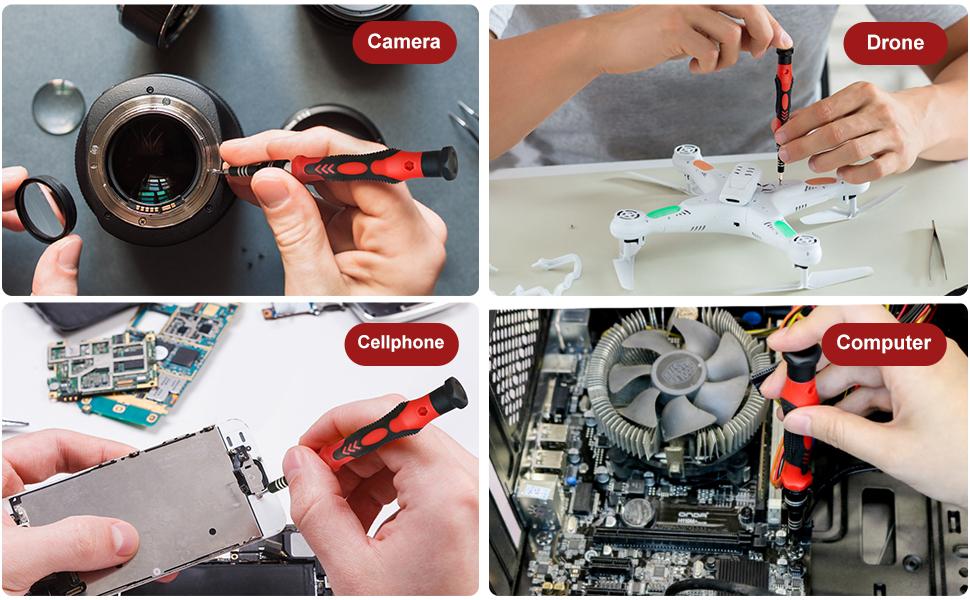 electronics repair tool kit