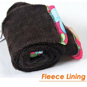 fleece lined