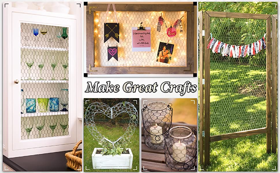 wire mesh for crafts