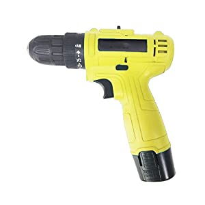 Motor with High Torque ( 35 Nm ) and Chuck with Spindle Lock. Most compact cordless power drill