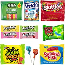 Snack Gift Box Crackers Cookies Candy Chips Snacks Bulk Bundle Delicious Treats School Variety Pack