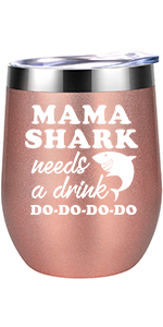 Mama Shark Needs a Drink Do Do
