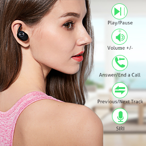 Wireless Earbuds Android