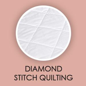 Diamond Stitch Quilting