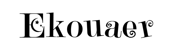 Ekouaer sleepwear