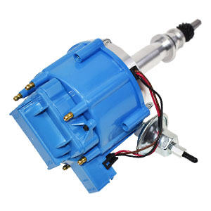 Brand New Dragon Fire Hei Distributor For 1964-1983 Ford Inline 6 140 170 200 250 Oem Fit DF6-DF