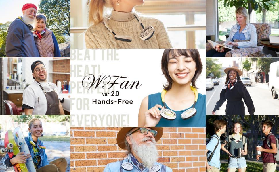W Fan 2nd Edition Hands-Free Banner 1000x600