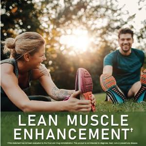 lean muscle enhancement