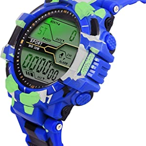 Digital army Watch