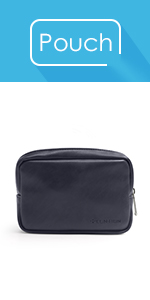 Small Universal Electronic Accessories Case