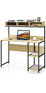 VIOEK Desk for Small Spaces
