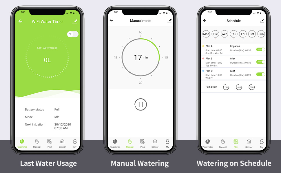 watering timer