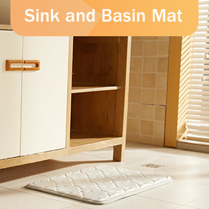 Sink and Basin Mat
