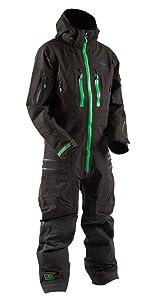 Rex, V2, TOBE Outerwear, 3-layer, sympatex, onesie