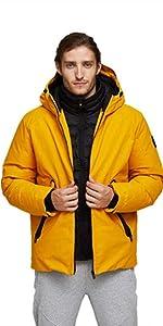 rainjacket coat for men