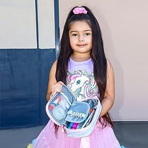 Cute Girls pencil case pencil box for kids
