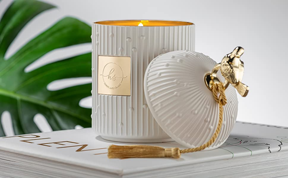 christmas gifts xmas holiday season scented candle gift set fall candles
