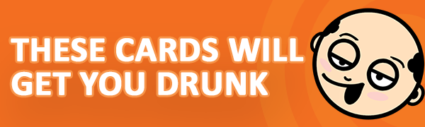 These Cards Will Get You Drunk logo