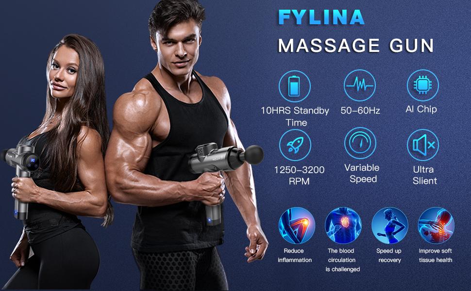 Muscle Massage Gun