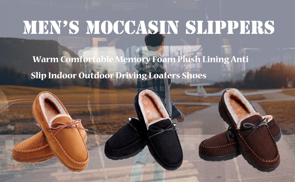 MENS NAVY BLUE OR GREY WIDER FIT SLIPPERS STURDY SOLES ALL SIZES