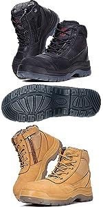 rockrooster AK050 AK050BK work boots