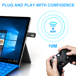 Wireless adapter for xbox one