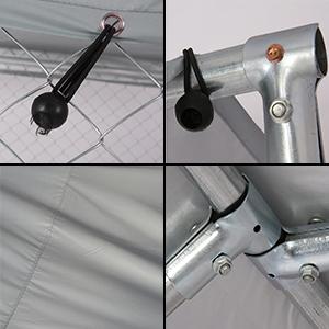 Waterproof cover details