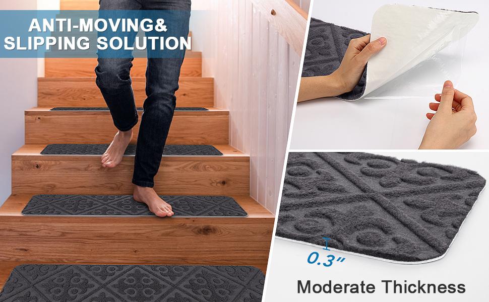 stair treads non-slip