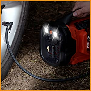 truck tire inflator portable tire air compressor 12v compressor 12v tire inflator