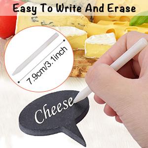 easy to write and erase