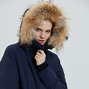 raincoat for women winter