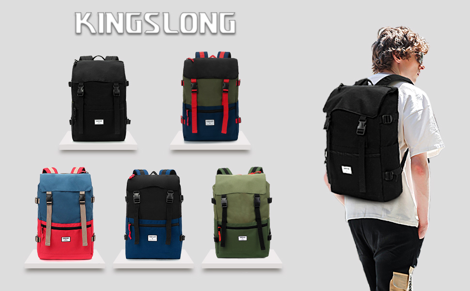 backpack for men women camping hiking college daypack backpack laptop large capacity 30L