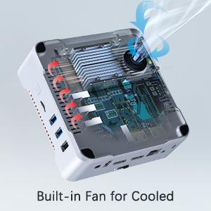 mini pc fan