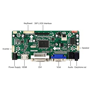 controller board for laptop screen