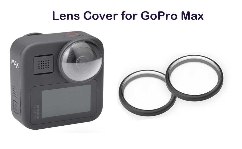 lens protector gopro max