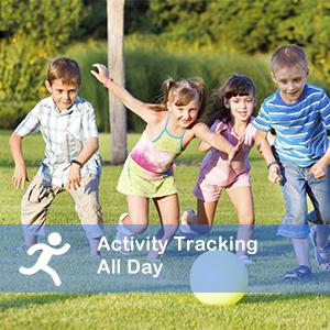 kids sport Fitness Tracker Activity Tracker
